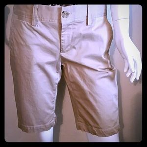 Like New!  Bermuda Shorts, Banana Republic, Size 2